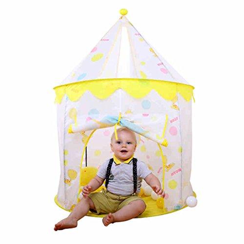 Spiel Zelt Für Mädchen Jungen Faltbare & Compact Baby Laufgitter Kinder Sicherheit Spiel Yard Home Indoor Outdoor Spielbereich, - Baby-mädchen-spiel-yard