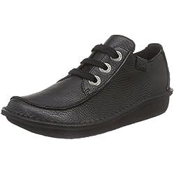 Clarks Funny Dream 20306639 - Zapatillas de deporte de cuero para mujer
