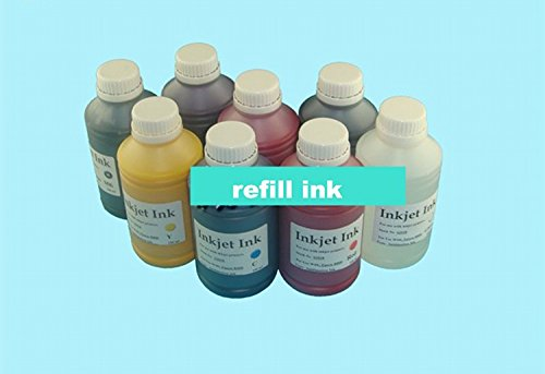 Gowe 500 ml Flasche Refill Ink Sublimationstinte für Epson Drucker R800 Tinte Tinte - Epson Dye-sublimation