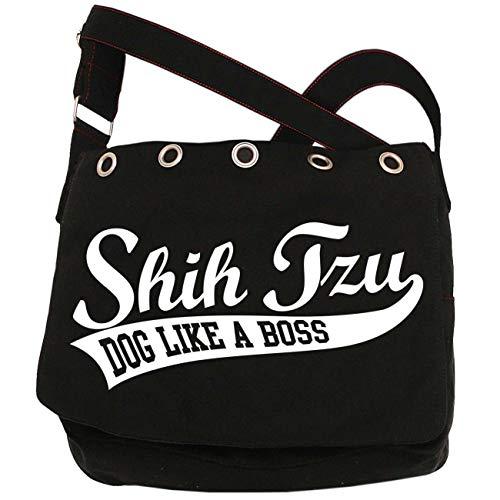 Schultertasche Shih Tzu -