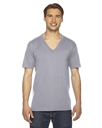 american-apparel-chemise-casual-vtements-homme-gris-m