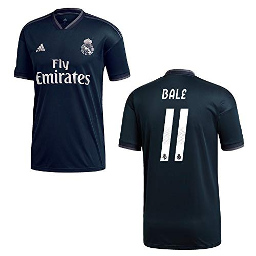 adidas REAL Madrid Trikot Away Kinder 2019 - Bale 11, Größe:140 (Real Trikot Adidas Madrid Kinder)