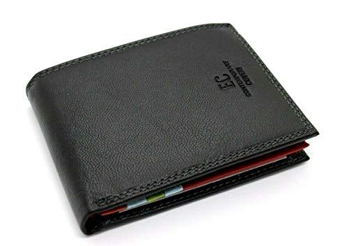Zoom IMG-3 portafoglio in pelle uomo ec