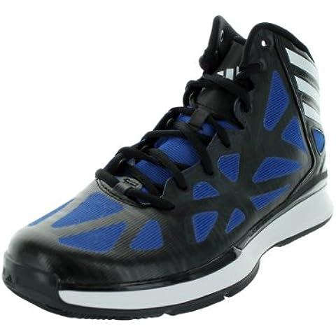 Nueva Adidas loco Shadow 2 para hombre Negro / azul 7