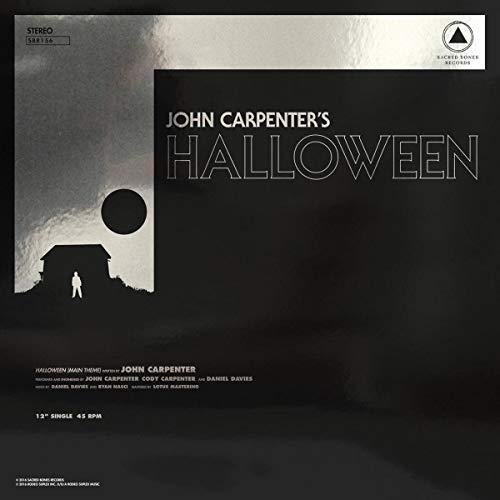 Halloween/Escape from New York [Vinyl Single]