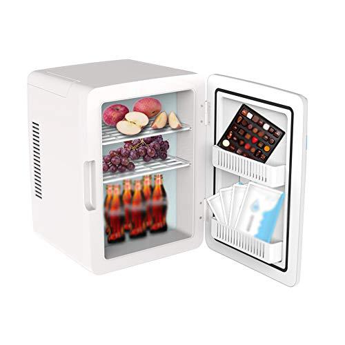 TX Mini refrigerador refrigerador y Calentador | Capacidad 10l | Compacto, portátil...