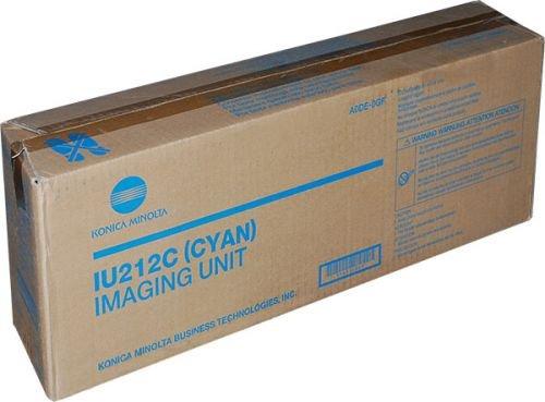 Preisvergleich Produktbild Konica Minolta iu212 C cyan Fotoleiter und Einheit-Umsetzung Bild – photoconducteurs und-Einheiten Umsetzung Bild