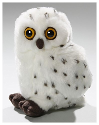Peluche - Búho , lechuza de nieve (20cm)