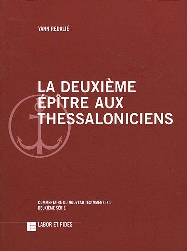 La deuxième épître aux Thessaloniciens