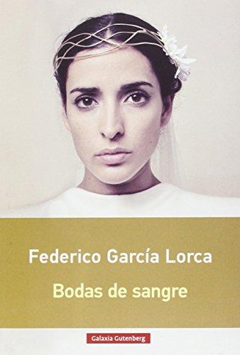 Bodas de sangre (Rústica) por Federico García Lorca