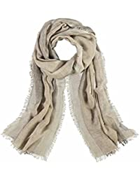 FRAAS Men's Plain Scarf One size