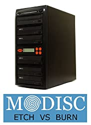 Systor 1 To 5 M-disc 24x Cd Dvd Multi Target Duplicator Tower