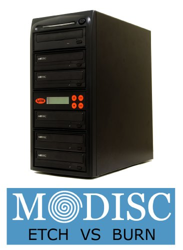Systor 1 zu 5 m-disc 24 x CD/DVD Multi Target Duplicator