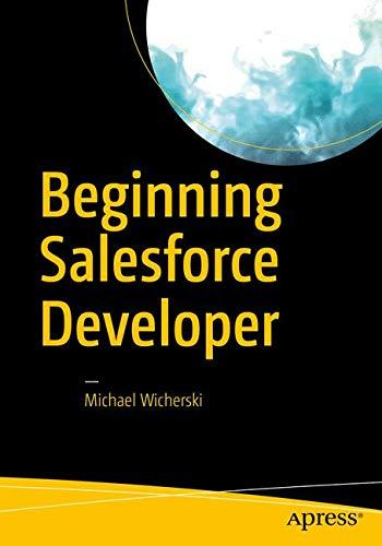 Beginning Salesforce Developer por Michael Wicherski