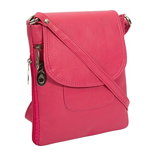 Awesome Fashions Women's sling bag / side bag ( pink )