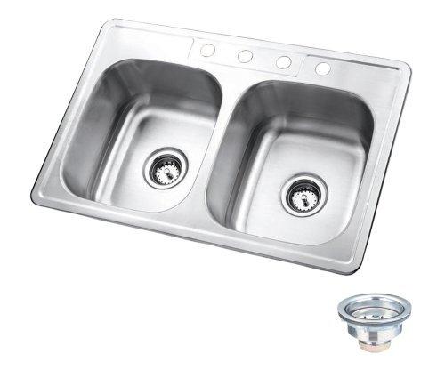 kingston-brass-kk33228dbn-carefree-304-grade-stainless-steel-self-rimming-double-bowl-kitchen-sink-b