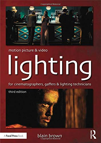 Motion Picture and Video Lighting (Books Picture Motion)