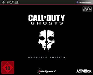 Call of Duty: Ghosts - Prestige Edition (100% uncut) - [PlayStation 3]
