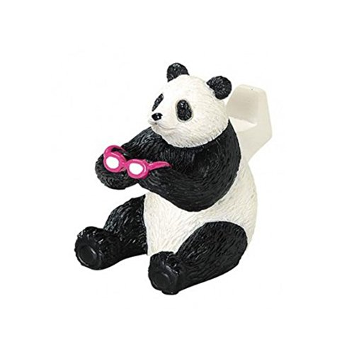 Comolife Cute Panda Brille Halter, Größe: w1.56X l2.26X h2.34Zoll
