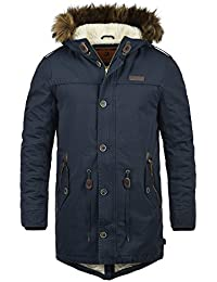 INDICODE Polar Men's Parka Winter Jacket