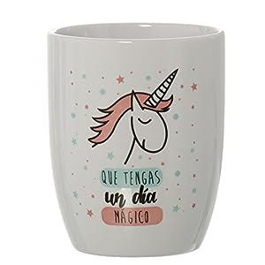 DONREGALOWEB Taza Desayuno Original Unicornio