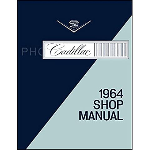 1964 CADILLAC ELDORADO SEVILLE Repair Shop Service Manual OEM DEALERSHIP 59 OEM