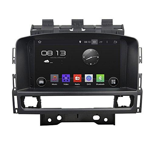 Android 6.0Octa Core 1024* 600Coche Reproductor de DVD GPS navegación Multimedia estéreo de Coche para Opel Astra J Radio Control de Volante con 3G WiFi Bluetooth Gratuito SD Mapa 7Pulgadas