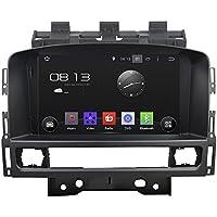 Android 6.0 Octa Core 1024 * 600 Coche Reproductor de DVD GPS navegación Multimedia estéreo de Coche para Opel Astra J Radio Control de Volante con 3 G WiFi ...