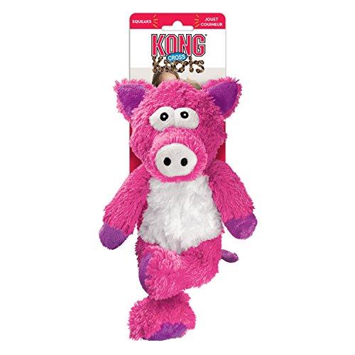 Kong Cross Knots Pig Small/Medium