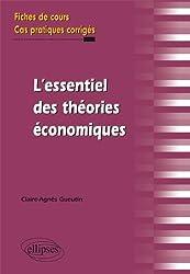 L'essentiel des théories économiques - Fiches de cours, Cas pratiques corrigés