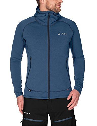 VAUDE Herren fleecejacke Lory Jacket Fjord Blue