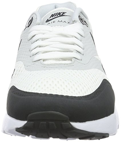 Nike Air Max 1 Ultra Essential, Entraînement de course homme Blanc White/ Anthracite/Pure Platinum De Gros