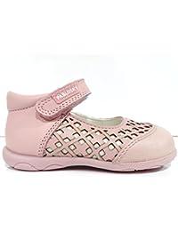 Zapatos Niña PABLOSKY Blanco Primeros Pasos Candy -001471-