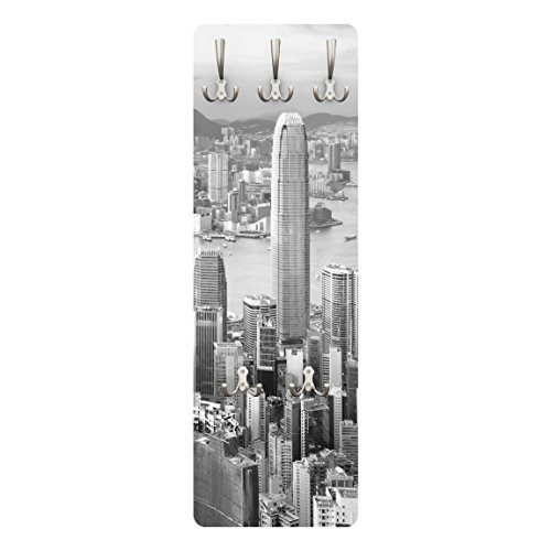 Perchero de Pared – Skyline Nostalgia 139 x 46 x 2 cm, COATRACK, Perchero de Pared, Perchero, Perchero de Pared, Perchero, Perchero de pie