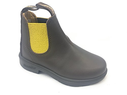 Blundstone Kids 1416 brown/yellow, Größen:25