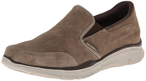 Skechers Mens Sneakers Equalizer-mind Game Brown (brn)
