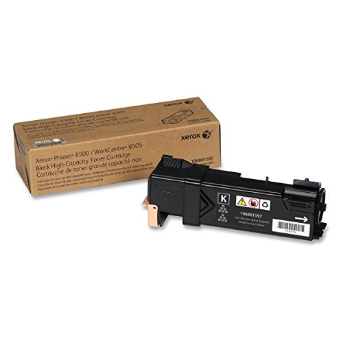 106R01597 toner cartridge high capacity, 3.000 page-yield, Negro