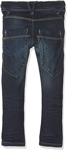 NAME IT Baby-Jungen Jeans Nittobo Dnm Xsl/Xsl Pant Nmt Noos, Blau (Dark Blue Denim), 92 -