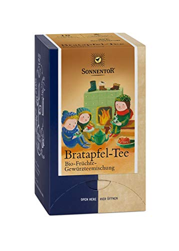Sonnentor Bratapfel-Tee im Beutel (45 g) - Bio