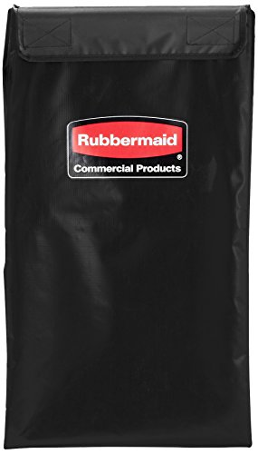 Rubbermaid Commercial X-Cart Bag 150L - Black (Cart not included)