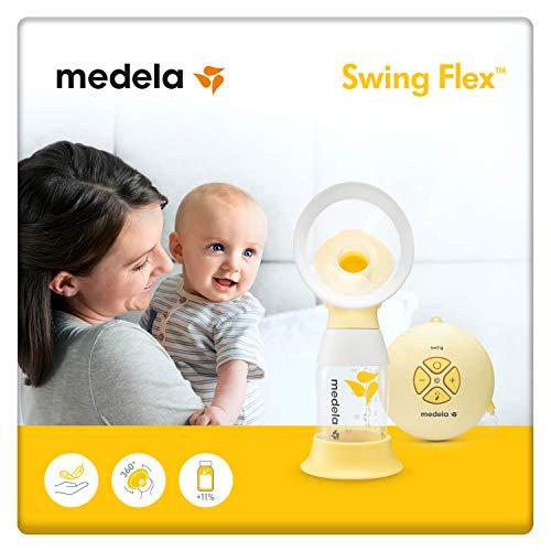 Medela Swing Flex 2-Phase - Extractor de leche eléctrico
