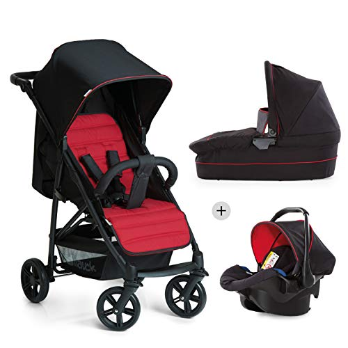 Hauck Rapid 4 Plus Trio Set - Carrito bebe 3 in 1