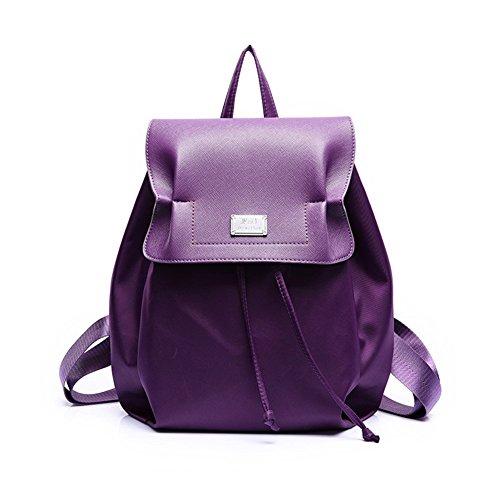 St.Roma , Damen Rucksackhandtasche One Size violett