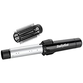 babyliss 2585u - 41PUwqhKKjL - BaByliss 2585U Gas Hair Styler- ideal for adding shape and root volume/protective heat shield