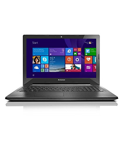 Lenovo G50-30 (15.6 inch) Notebook Pentium (N3540) 2.16GHz 4GB 1TB WLAN BT Webcam Windows 8.1 64-bit (Intel HD Graphics) Black