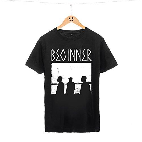 beginner-silhouette-t-shirt-schwarz