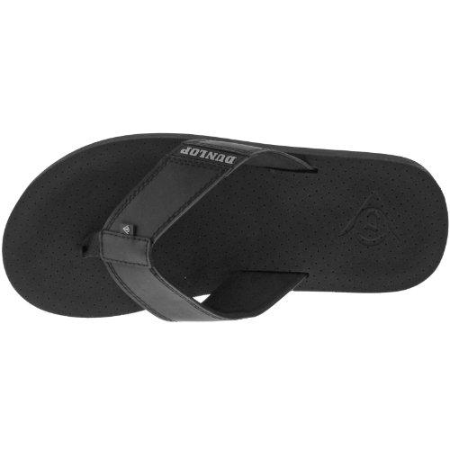 Dunlop  DMP567, Herren Sandalen Mehrfarbig Schwarz/Braun Schwarz