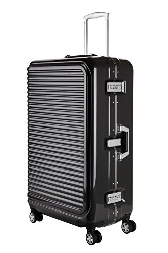 muto-stealth-airwheel-valise-bagages-a-main-trolley-valise-gris-fonce-couleur-74-cm-tsa-marque-coree