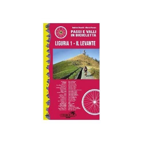 Passi E Valli In Bicicletta. Liguria: 1
