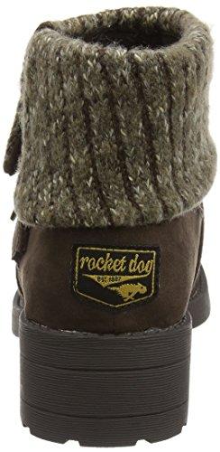 Rocket Dog Tobie, Bottes Classiques femme Marron - Brown (Coast/Charlie Brown)